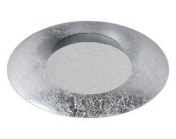 Lucide 79177/12/14 - LED lampa sufitowa FOSKAL LED/12W/230V 34,5 cm srebrna