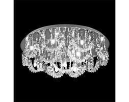 Luxera 69053 - Lampa sufitowa kryształowa ENCADO 16xG9/33W/230V