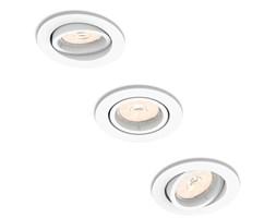 Oświetlenie łazienkowe Philips Wyposażenie Wnętrz Homebook