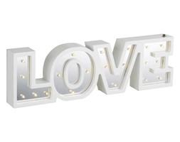 Globo 29979 - LED Lampa stołowa LOVE 20xLED/0,06W/3xAA chrom