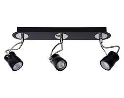 Lucide 16955/15/30 - LED Oświetlenie punktowe SAMBA 3xGU10/4,5W/230V czarne