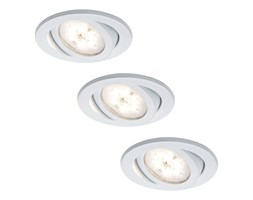 Paulmann - Nice Price 3892 - ZESTAW 3x LED Oprawa wpuszczana 3xLED/3W/230V