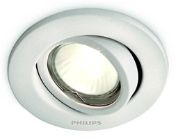 Philips 01796/31/PN - Oprawa wpuszczana łazienkowa FRESCO 1xGU10/50W/230V