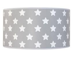Plafon dziecięcy STARS GREY 2xE27/60W/230V szary