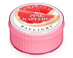 Kringle Candle - Pink Grapefruit - Świeczka zapachowa - Daylight (35g)
