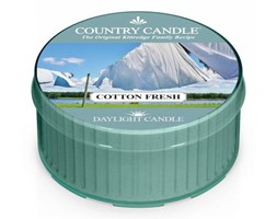 Country Candle - Cotton Fresh - Daylight (35g)