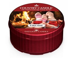 Country Candle - Fireside - Daylight (35g)