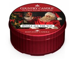 Country Candle - Jingle All The Way - Daylight (35g)