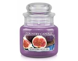 Country Candle - Mediterranean Fig -  Mały słoik (104g)