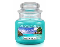 Country Candle - Tropical Waters - Mały słoik (104g)