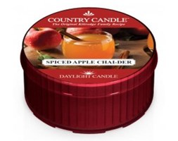 Country Candle - Spiced Apple Chai-der - Daylight (35g)