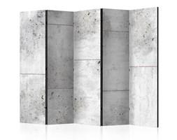 Parawan 5-częściowy - Concretum murum II [Room Dividers]