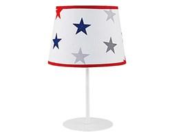Lampa stołowa dziecięca STARS 1xE14/40W/230V