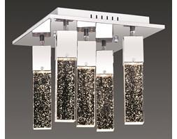 Szampańskie klosze ozcan 6110-5 lampa ledowa plafon ledowy plafoniera led 5x5w