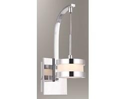 Kinkiet led lampa ozcan 5362 chrom łazienka salon