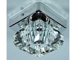 Hiszpańskie kryształowe oczko natynkowe gumarcris 1471cr lampa natynkowa
