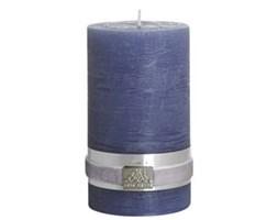Świeca 12.5 cm niebieska