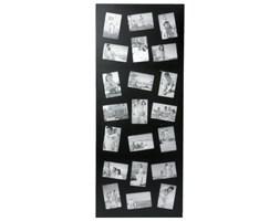 Ramka na 21 zdjęć 10 x 15 cm -  galeria do zdjęć, kolor czarny