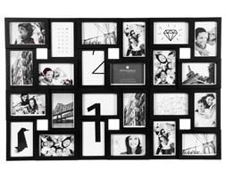 Ramka na 24 zdjęcia - galeria do zdjęć, kolor czarny