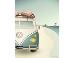 ViSSEVASSE :: Plakat VW Camper 70x100cm
