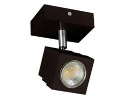 Lampa, spot sufitowy, reflektor LED LEDKO10x7-WENGE jednopunktowy z litego drewna