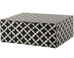 Pudełko w marokańskie wzory Marrakech 26x20,5x9,5 cm