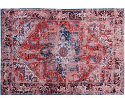 """Dywan vintage kolorowy """"Louis De Poortere"""" Orient Classic Brick 140x200 cm"""