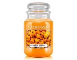 Country Candle - Pumpkin Harvest - Duży słoik (652g) 2 knoty