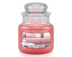 Country Candle - Welcome Home - Mały słoik (104g)