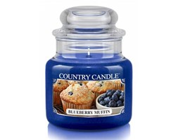 Country Candle - Blueberry Muffin - Mały słoik (104g)