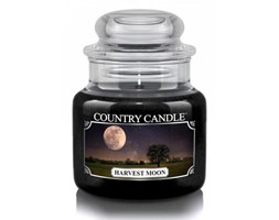 Country Candle - Harvest Moon -  Mały słoik (104g)