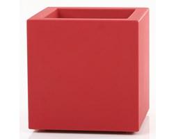 MINI KUBE 20x20/20 cm - czerwony / orient red