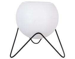 Woskowy Świecznik Kula na metalowym stojaku - na świeczki typu tealight