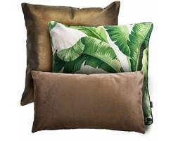 Zestaw poduszek dekoracyjnych Hawana Złoto