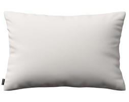 Dekoria Poszewka Kinga na poduszkę prostokątną, satynowa ciepła biel, 60 × 40 cm, Comics