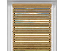 Żaluzja bambusowa, 50 mm, Na wymiar, Sezam