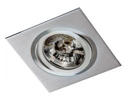 PP Design 610/1 OPRAWA HALOGENOWA LED WPUSZCZANA OCZKO REGULOWANA ALUMINIUM DRAPANE ES111 QR111 AR111 GU10 G53