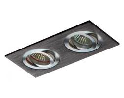 PP Design 810/2 OPRAWA HALOGENOWA LED WPUSZCZANA OCZKO REGULOWANA CZARNY PAR16 MR16 GU10 GU5,3