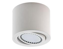 PP Design P 223 PLAFON NOWOCZESNA LAMPA SUFITOWA OPRAWA NATYNKOWA 16 CM ALUMINIUM BIAŁY ES111 LED