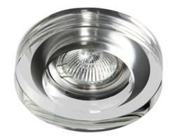 PP Design 515 OPRAWA HALOGENOWA LED WPUSZCZANA OCZKO SZKŁO 3CM PRZEZROCZYSTY MR16 GU10 GU5,3