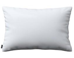Dekoria Poszewka Kinga na poduszkę prostokątną, biały z połyskiem , 60 × 40 cm, Damasco