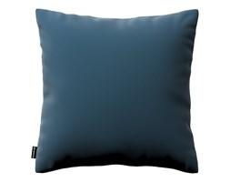 Dekoria Poszewka Kinga na poduszkę, pruski błękit, 43 × 43 cm, Velvet