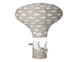 Lampion balonik Grey