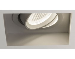 Astro Trimless LED Sqr Adj. White