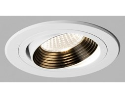 Astro Aprilia Round Adj. White LED Downlight - 2700K