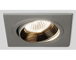Astro Aprilia Sqr Adj. Silver LED Downlight -2700K