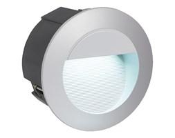 Lampa wpuszczana zewnętrzna ZIMBA II LED Eglo odlew aluminiowy srebrny 95233