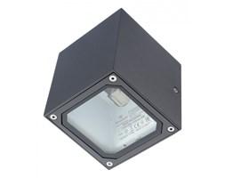 Lampa zewnętrzna ścienna KHUMBU Nowodvorski aluminium czarny 4443