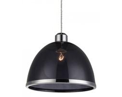 GLOBO Lampa wisząca CARLO Globo styl nowoczesny, metal chromowany, akryl, plastik czarny (15181)