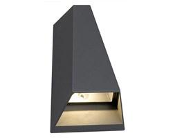 Lampa zewnętrzna ścienna LED PEAK Nowodvorski aluminium czarny 4441
